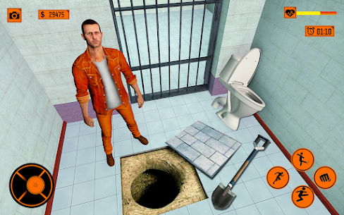 Grand Jail Break Prison Escape:New Prisoner Games 1