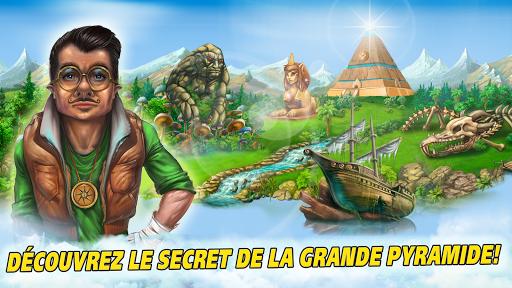 Farm Tribe 3: Île de ferme APK MOD – Pièces de Monnaie Illimitées (Astuce) screenshots hack proof 2