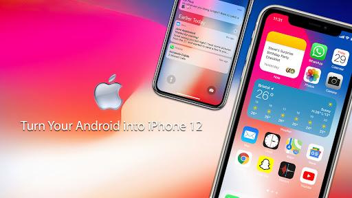 Launcher iPhone 7.2.5 Screenshots 2