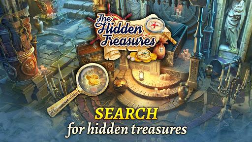 The Hidden Treasures: Find Hidden Objectsu30fbMatch 3 1.17.1400 screenshots 13