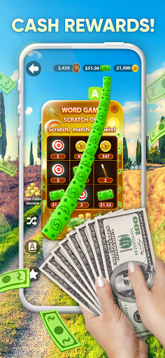 Word Money – Win Real Money with Free Word Puzzle 0.0.2.6 screenshots 2