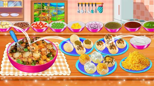 Panipuri Maker - Indian Street Food apkpoly screenshots 3