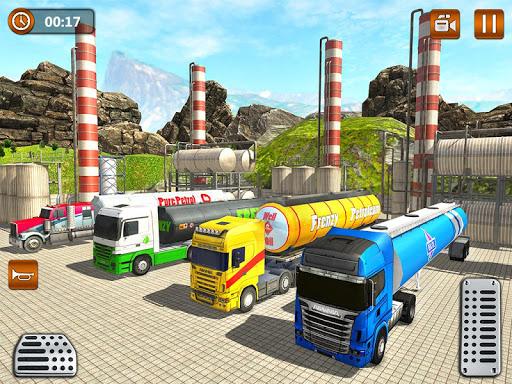Offroad Oil Tanker Truck Transport Driver  Screenshots 16