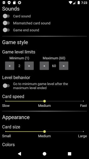 Oya: Alzheimer Games, Match Pairs  screenshots 6