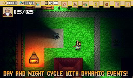 Pixel Mage Quest RPG 0.3.5.6 screenshots 1