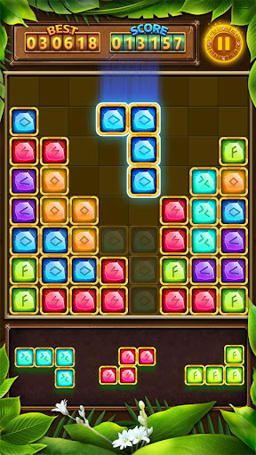 Block Puzzle Rune Jewels Mania screenshots 18
