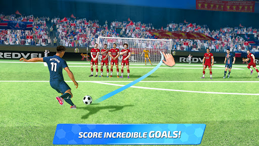 Soccer Star 2021 Football Cards: The soccer game  screenshots 1