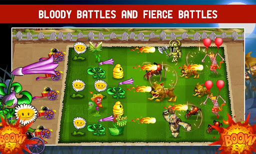 Angry Plants Flower apktram screenshots 1