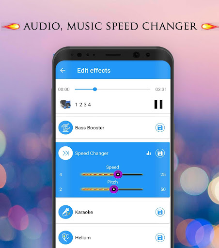 Voice Changer - Audio Effects 1.7.4 Screenshots 2