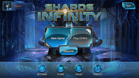 Скриншот №2 к Shards of Infinity