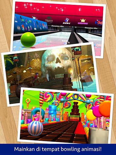 Bowling Go! – 3D Game Bowling Menyenangkan Terbaik