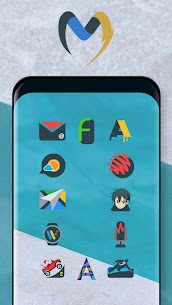 Material UI Dark Icon Pack v1.13 [Patched] 5