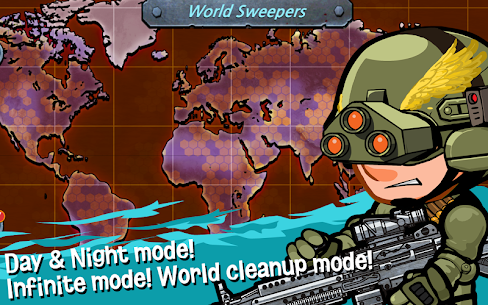 SWAT and Zombies MOD APK (Unlimited Money) 4
