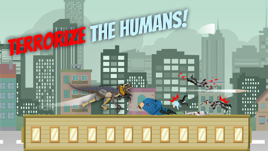 Hybrid Deadly Dinosaur: World Terror Game Hack & Cheats 3