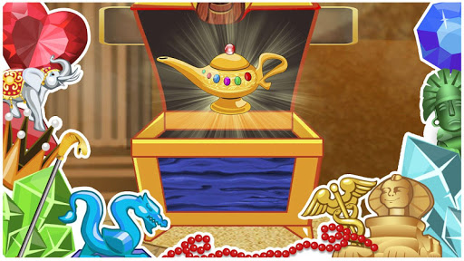 Aladdin's adventures. Magic lamp  screenshots 4