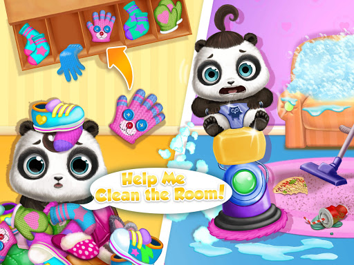 Panda Lu Baby Bear Care 2 - Babysitting & Daycare 5.0.10002 screenshots 14