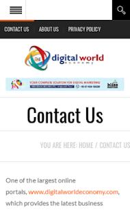 Digital World Economy. 5
