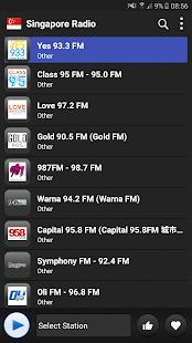 Singapore Radio Online
