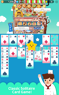 Download Solitaire: Cooking Tower  card game for Android + mod 1