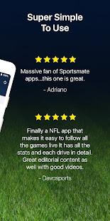 Football Live: Live NFL scores, stats and news.