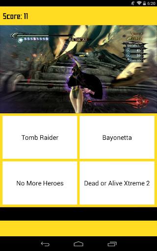 Video Games Quiz 7.1 screenshots 12