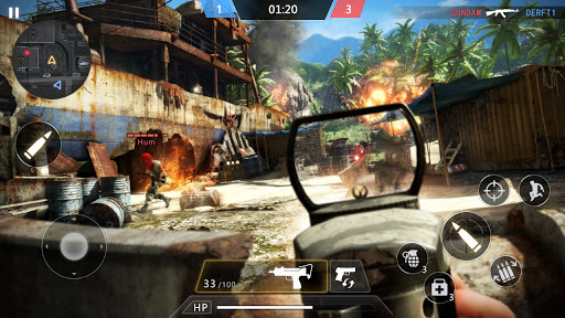 Strike Force Heroes: Global Ops PvP Shooter 1.0.3 screenshots 3