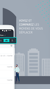 HERE WeGo – Navigation en ville Capture d'écran