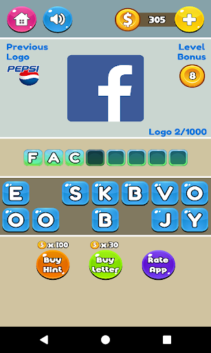 Logo Quiz - Fun Quizzes  screenshots 2