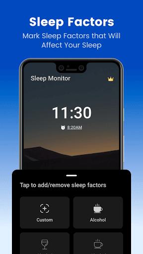 Sleep Monitor: Sleep Recorder &Sleep Cycle Tracker  Screenshots 7