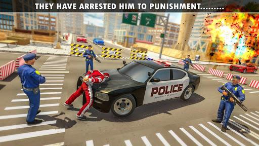 US Police Shooting Crime City  screenshots 4