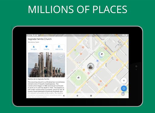 Sygic Travel Maps Offline & Trip Planner 5.14.4 Screenshots 10