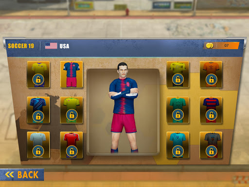 Street Soccer Games: Offline Mini Football Games 3.0 Screenshots 15