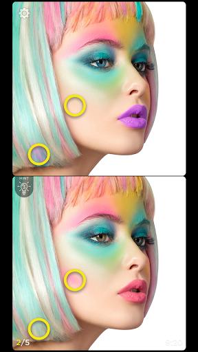 Spot the Difference - Insta Vogue modiapk screenshots 1