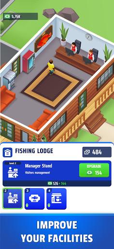 Fishing Lake Tycoon  screenshots 2