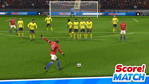 Score! Match - PvP Soccer apktram screenshots 11