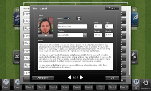 TacticalPad: Coach's Whiteboard, Sessions & Drills  Screenshots 20