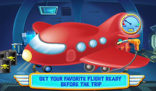 Airport Activities Adventures Airplane Travel Game apkdebit screenshots 3