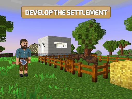Craft World 3D: Free Block Craft Mini World games! 0.9.6 screenshots 9