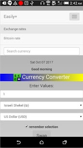 Currency Converter Easily+ APK 2