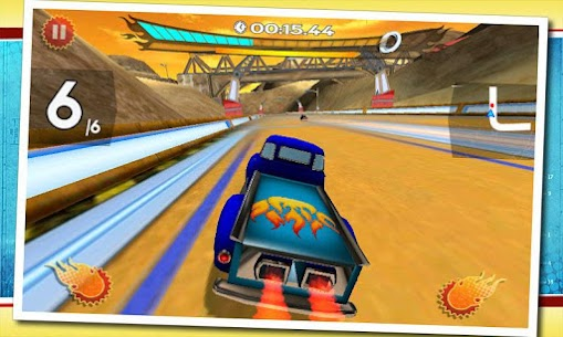 Retro Future Racing Mod Apk 1.0.3 (A Lot of Money) 2