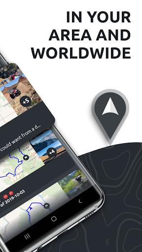 calimoto u2013 Motorcycle Rides & Offline GPS 5.7.1 Screenshots 3