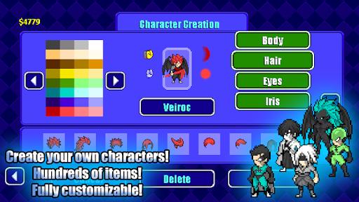 Warriors of the Universe Online apklade screenshots 2