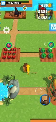 Buildy Island 3d: Hire&Craft Casual Adventure 1.3.6 screenshots 5