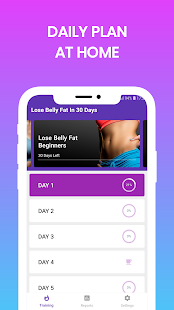 Lose Belly Fat At Home Lose Weight Flat Stomach