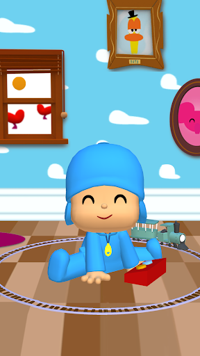 Talking Pocoyo 2 - Play and Learn with Kids 1.34 screenshots 5