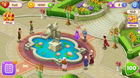 Castle Story: Puzzle & Choice Screenshot