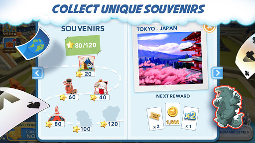 Destination Solitaire - Fun Puzzle Card Games! 2.5.2 screenshots 3