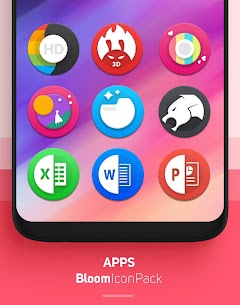 Bloom Icon Pack APK [PAID] Download for Android 5