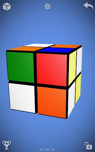 Magic Cube Puzzle 3D screenshots 15