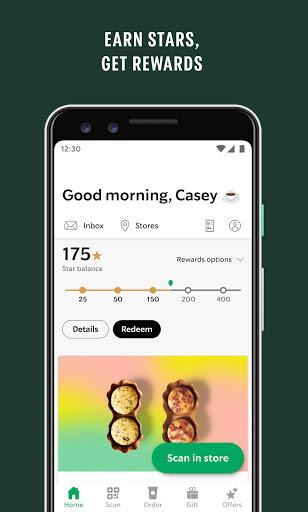 Starbucks  screenshots 1